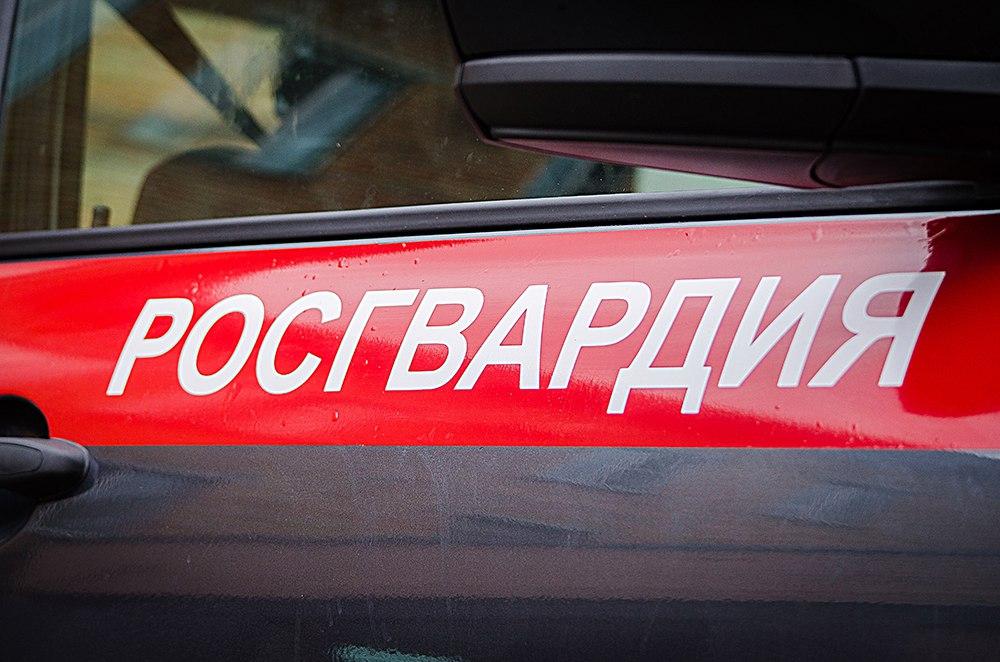 В Перми сотрудники Росгвардии задержали гражданина, находящегося в розыске