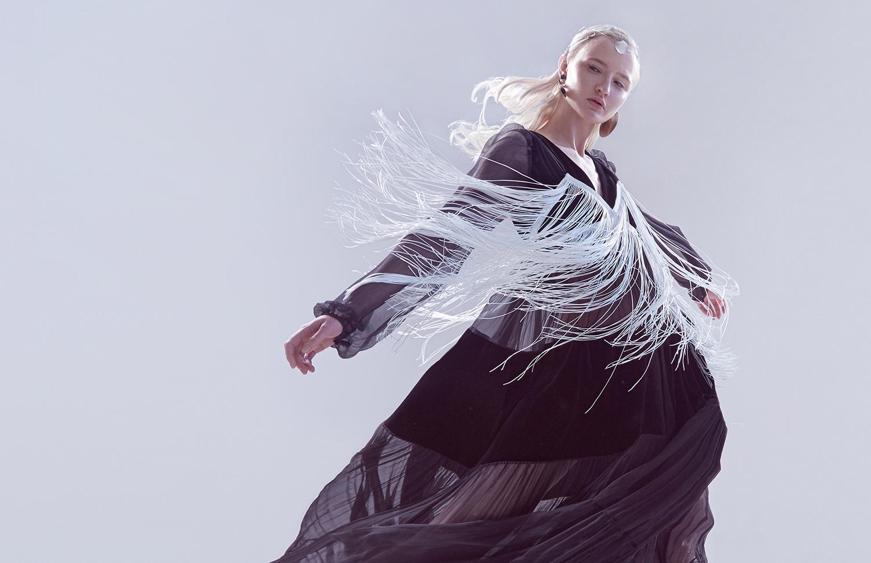 Показ Дома Моды «Svetlana Evstigneeva» в рамках Mercedes-Benz Fashion Week Russia