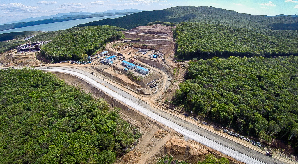 В Приморском крае построят установку сжиженного углеводородного газа для комплекса по производству комбикормов