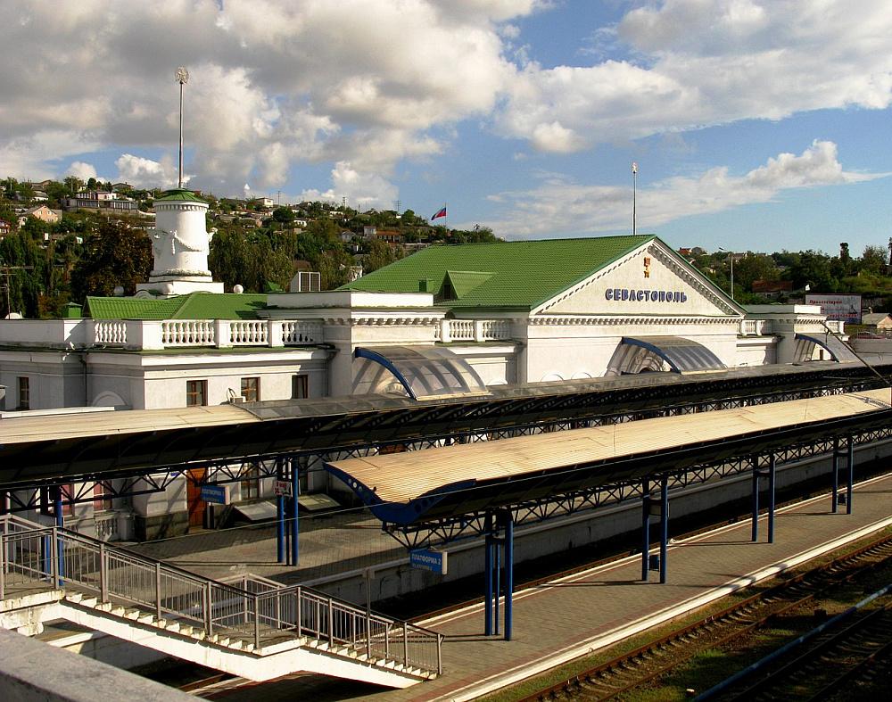 Вокзал в Севастополе станет доступнее для маломобильных граждан
