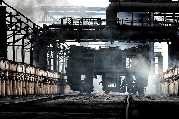 На шахте «Чертинская-Коксовая» оборудуют участок транспортировки угля