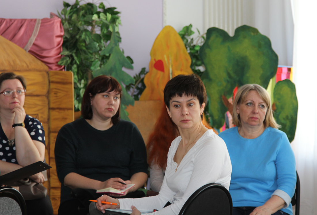 Представители НИУ «БелГУ» провели семинар-тренинг для психологов Белгорода
