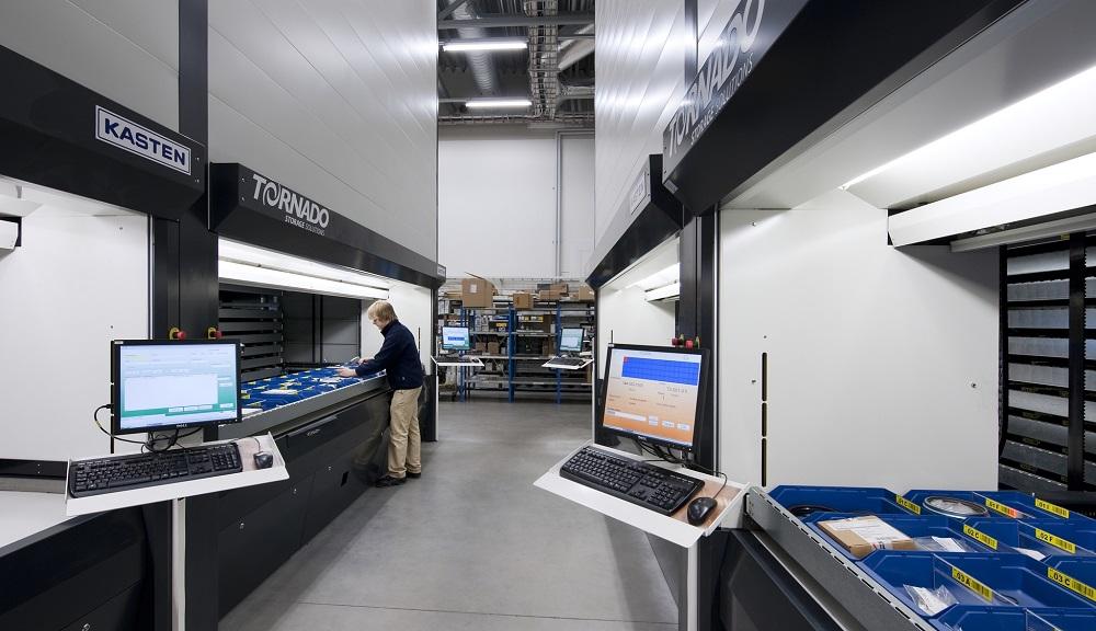 ООО «КОНСТРАКТОР РУС» возобновляет продажу автоматизированных систем лифтового типа Tornado