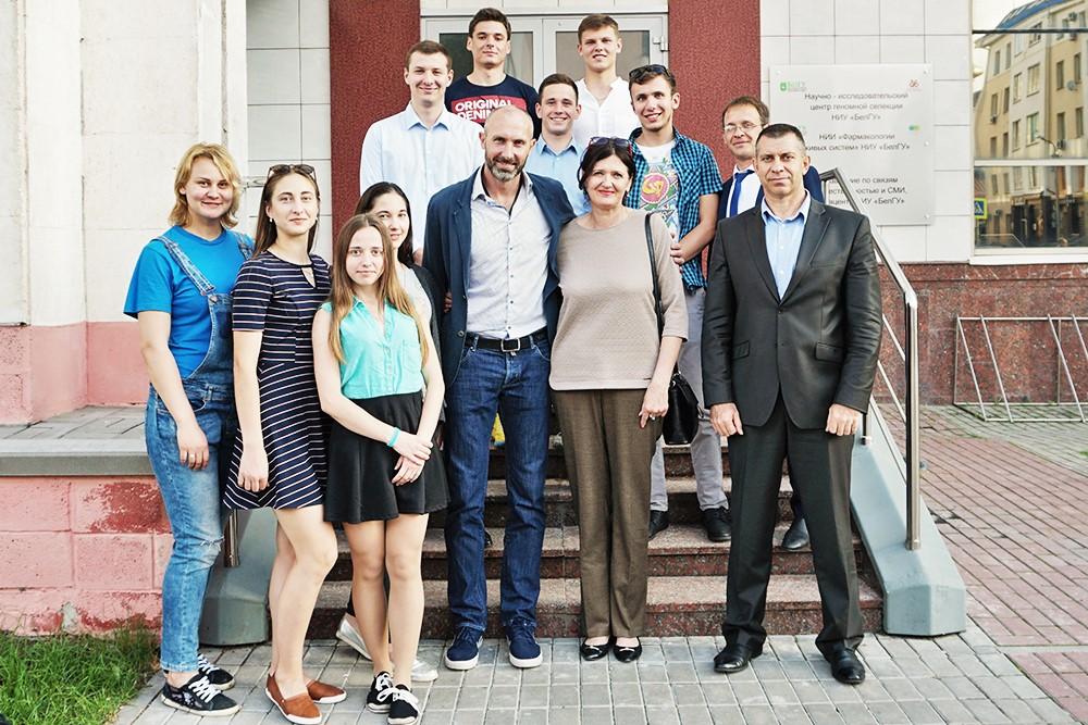 Выпускник НИУ «БелГУ» возглавит волейбольный клуб «Белогорье»