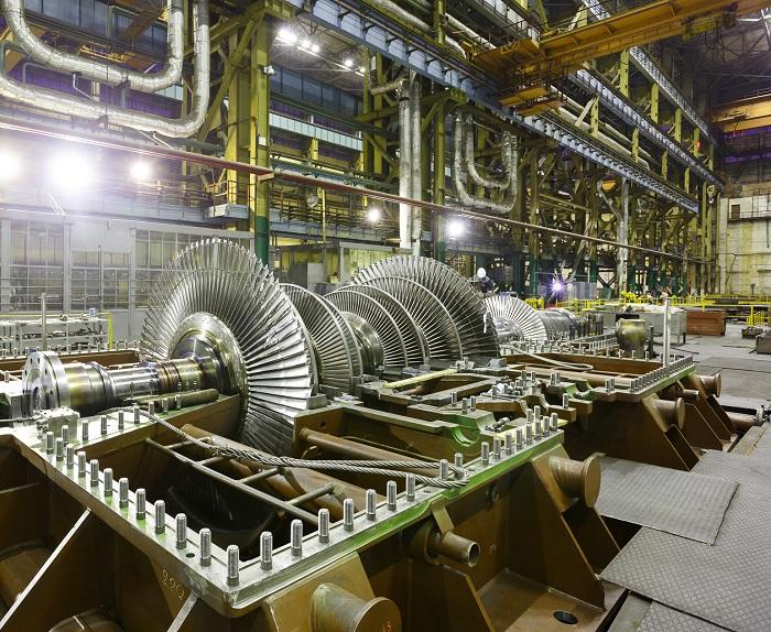 «Силовые машины» представили проект модернизации теплофикационной паровой турбины Т-100-130 номинальной мощностью 100 МВт