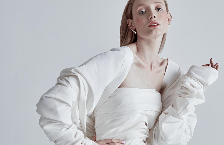 Показ Дома Моды Svetlana Evstigneeva в рамках SILK ROAD в Сиане (Китай) 7 декабря 2018 года