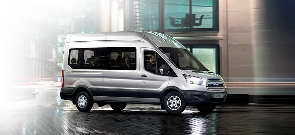 «Балтийский лизинг» снижает аванс на самую продаваемую иностранную модель сегмента LCV Ford Transit