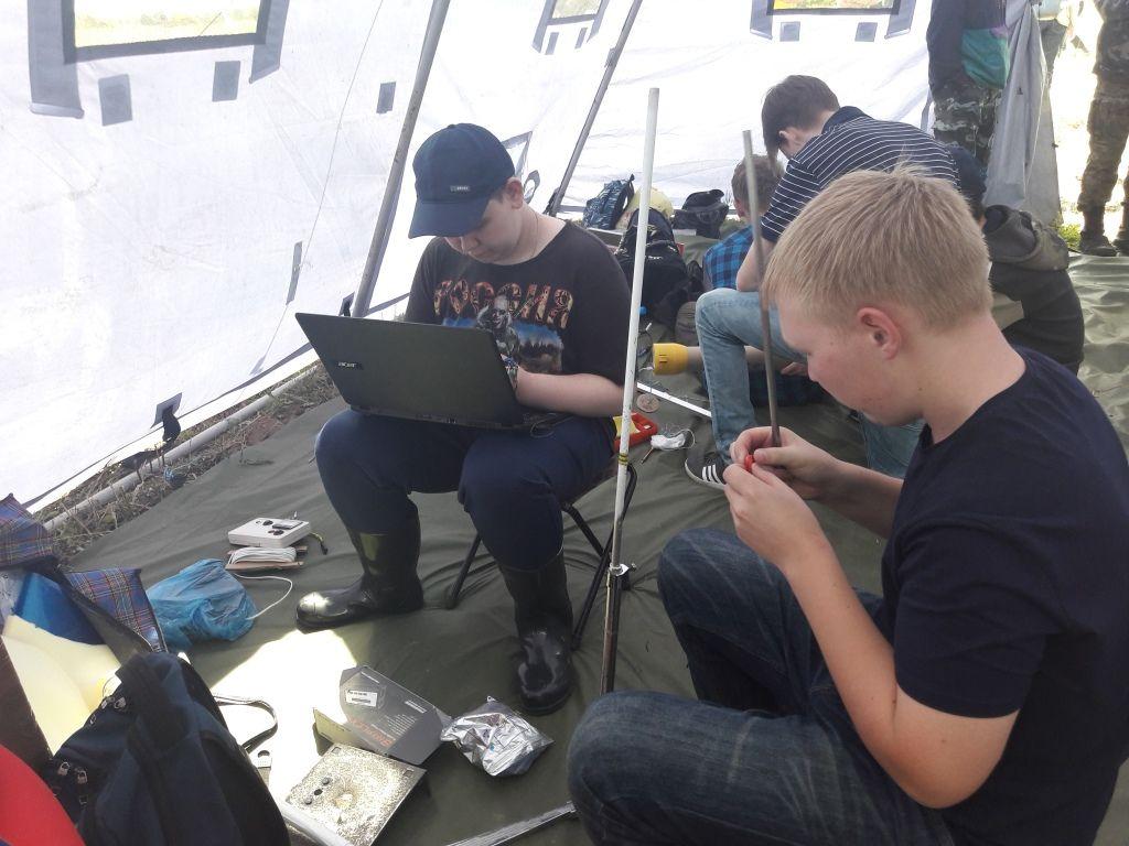 Школьники из Чувашии – победители Всероссийского чемпионата «Воздушно-инженерная школа»