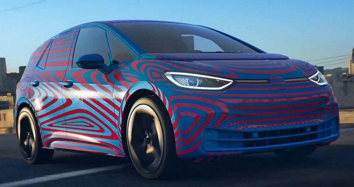 Volkswagen начал предзаказы на ID.3