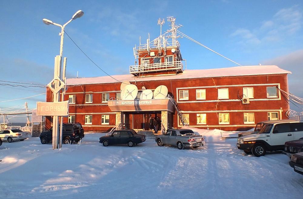 В Красноярском крае отремонтируют аэровокзал «Горный»