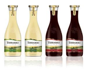 Коллекция итальянских тихих вин Terrasole в России