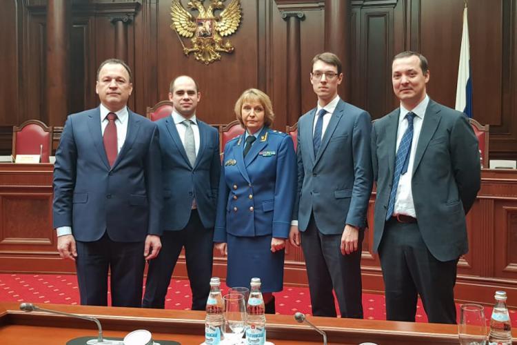 Выпускник НИУ «БелГУ» возглавил департамент министерства энергетики России