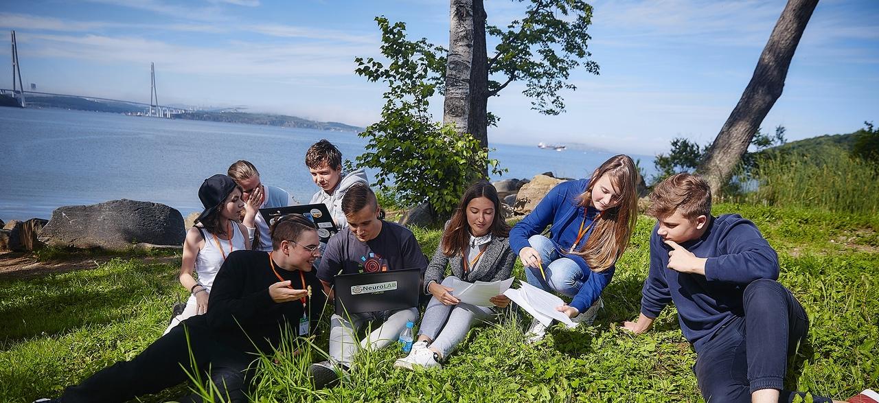 Города для будущих поколений спроектируют школьники на первой международной школе Кружкового движения НТИ