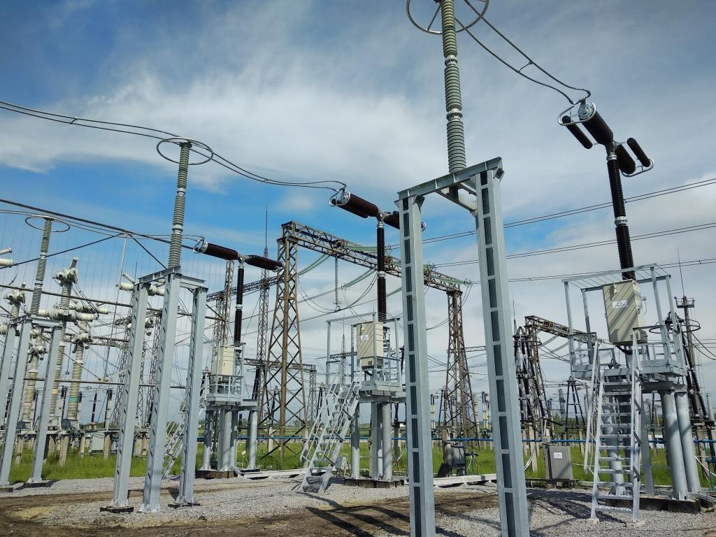 Завершена замена высоковольтных выключателей 500 кВ на крупнейшем центре питания Пензенской области