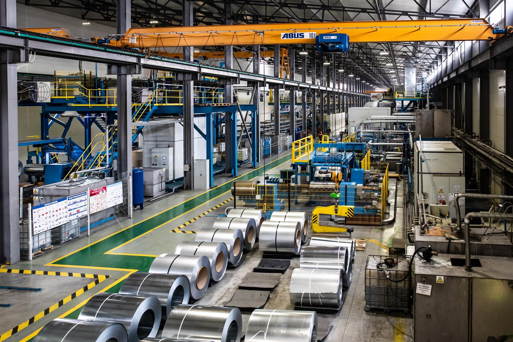Компания «Металл Профиль» вошла в обновленный перечень системообразующих организаций РФ