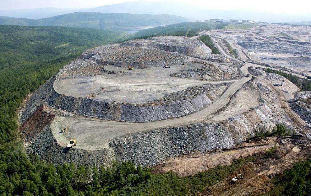 На Албынском золоторудном месторождении наращивают мощности гидротехнических сооружений