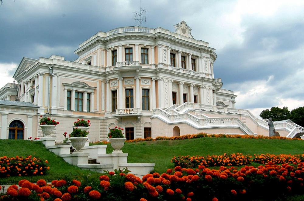 В Курской области отреставрируют объекты культурного наследия на территории санатория «Марьино»