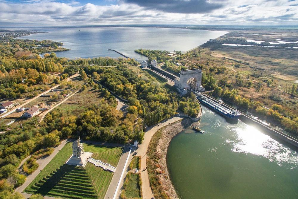На Волго-Донском судоходном канале проходит реконструкция