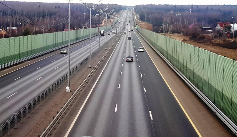 На трассе М-10 «Россия» построят надземные пешеходные переходы
