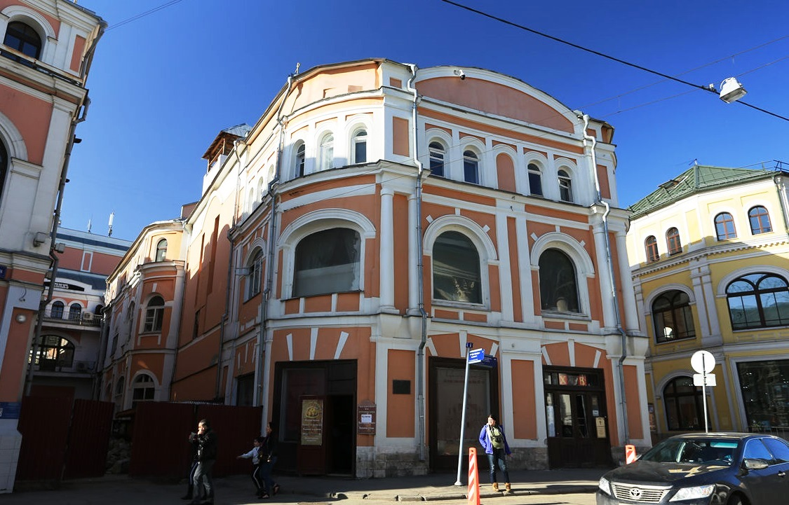 Церковь Ильи Пророка в Новгородском подворье будет отреставрирована