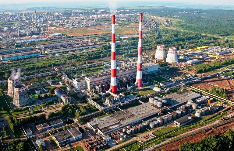 В Татарстане модернизируют оборудование Нижнекамской ТЭЦ