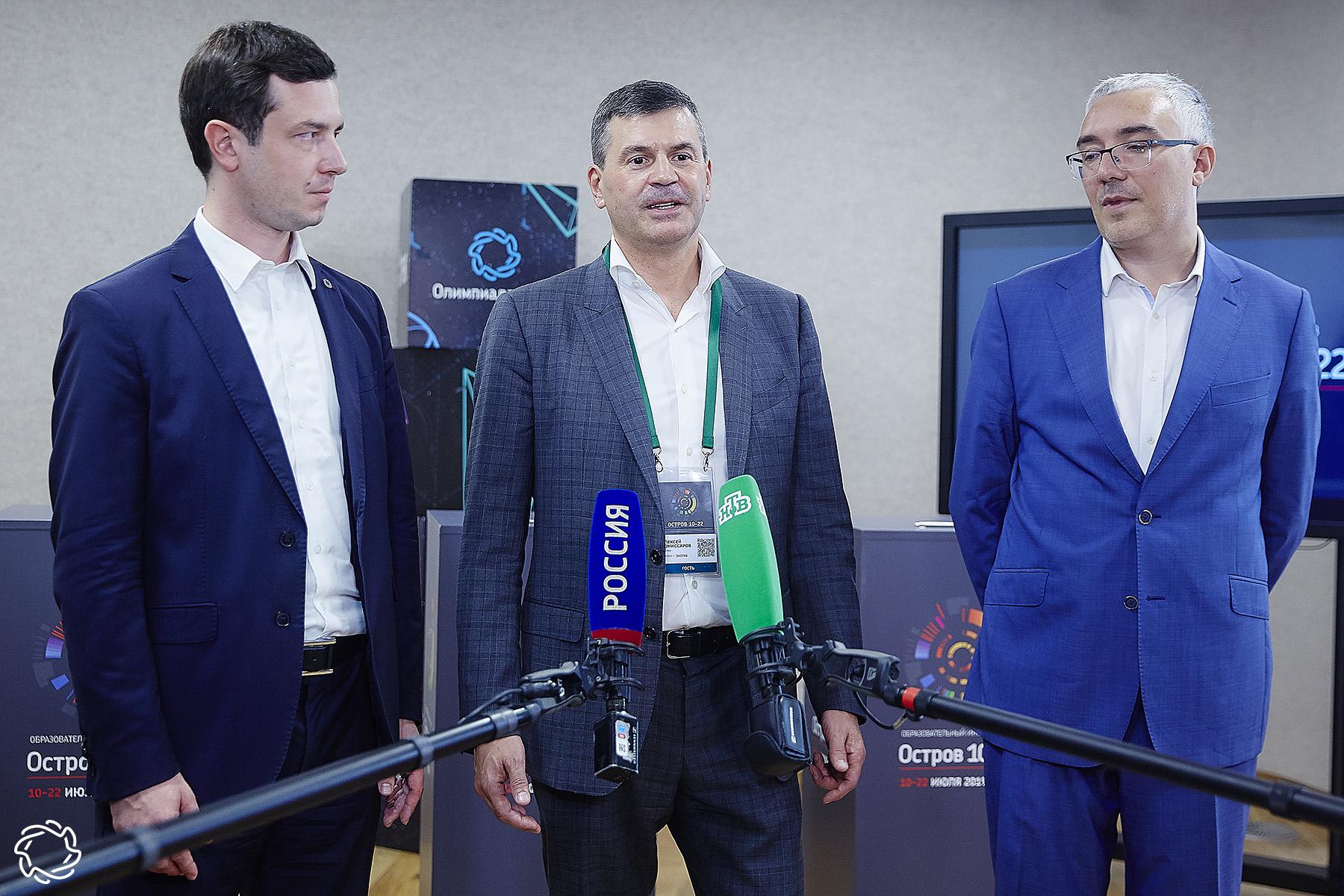 К проектам платформы «Россия – страна возможностей» присоединится Олимпиада Кружкового движения НТИ