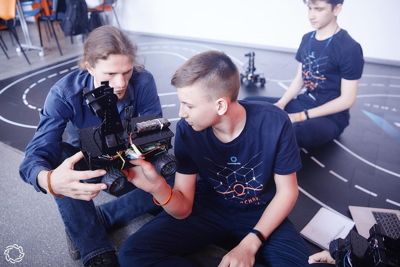 Стартовал всероссийский конкурс образовательных практик для НТИ