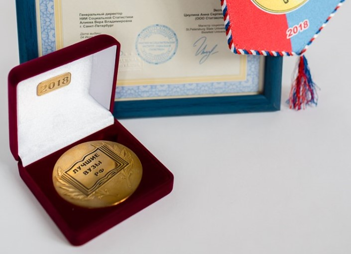 Трехгорный технологический институт   вошел в число Лауреатов конкурса «Лучшие ВУЗы РФ - 2019»