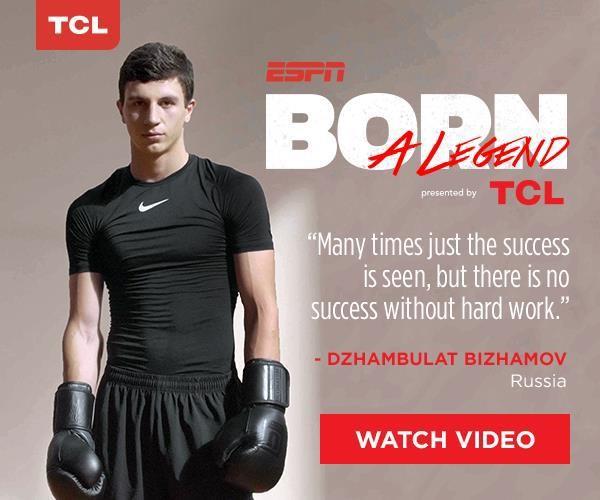 Вышел новый эпизод сериала TCL «Рождены легендой» с участием российского боксера