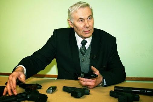 1 апреля создателю пистолета Ярыгина исполнилось 70 лет