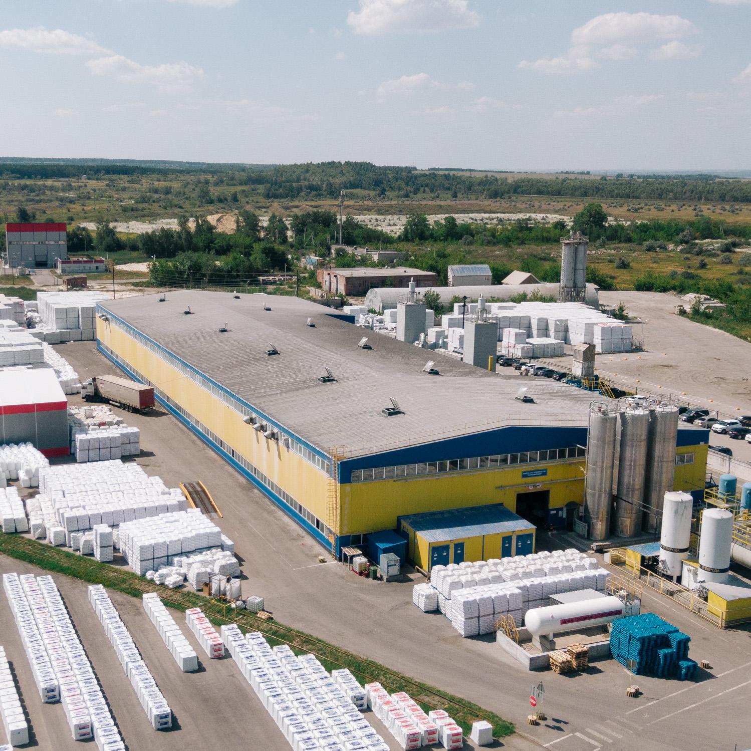 Инвестиции ТЕХНОНИКОЛЬ в развитие новоульяновского завода ТЕХНОПЛЕКС в 2021 году составили 262 млн рублей