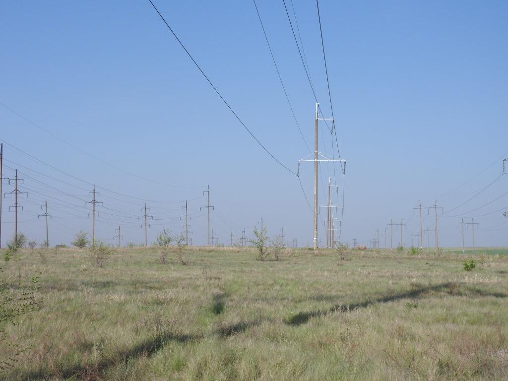 «Россети ФСК ЕЭС» установила новые опоры на ключевых магистральных ЛЭП Оренбургской области