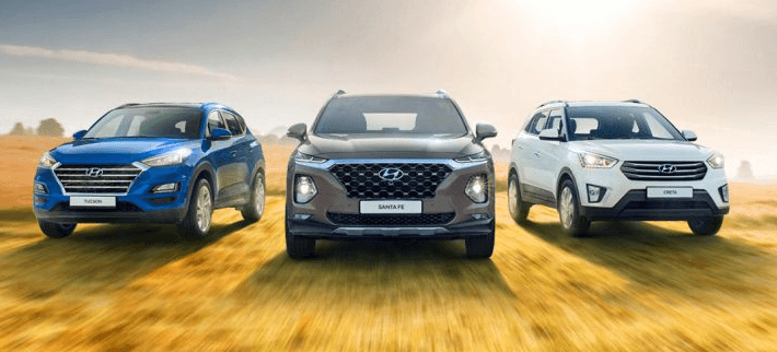 Участники партнерского тест-драйва от Hyundai познакомились с программами «Балтийского лизинга»