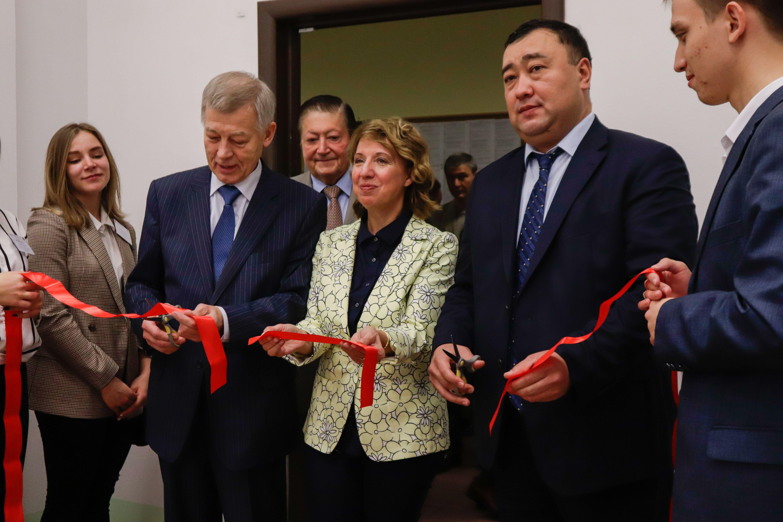 В Российском университете транспорта открыли кафедру ЮНЕСКО
