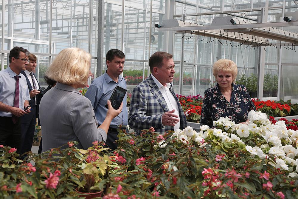 Представители РАН посетили НИУ «БелГУ»