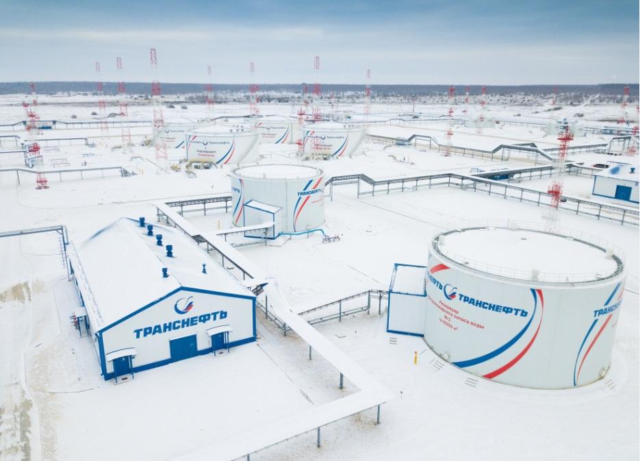 Одобрен проект реконструкции участка нефтепровода «Ярославль-Москва»