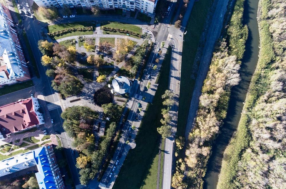 В рамках нацпроекта в Кемерово создают Сибирский кластер искусств