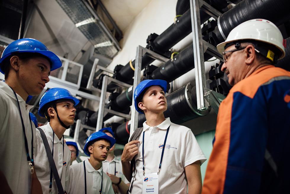 Кружковое движение НТИ запустит онлайн-курс для Энергоклассов «РусГидро»