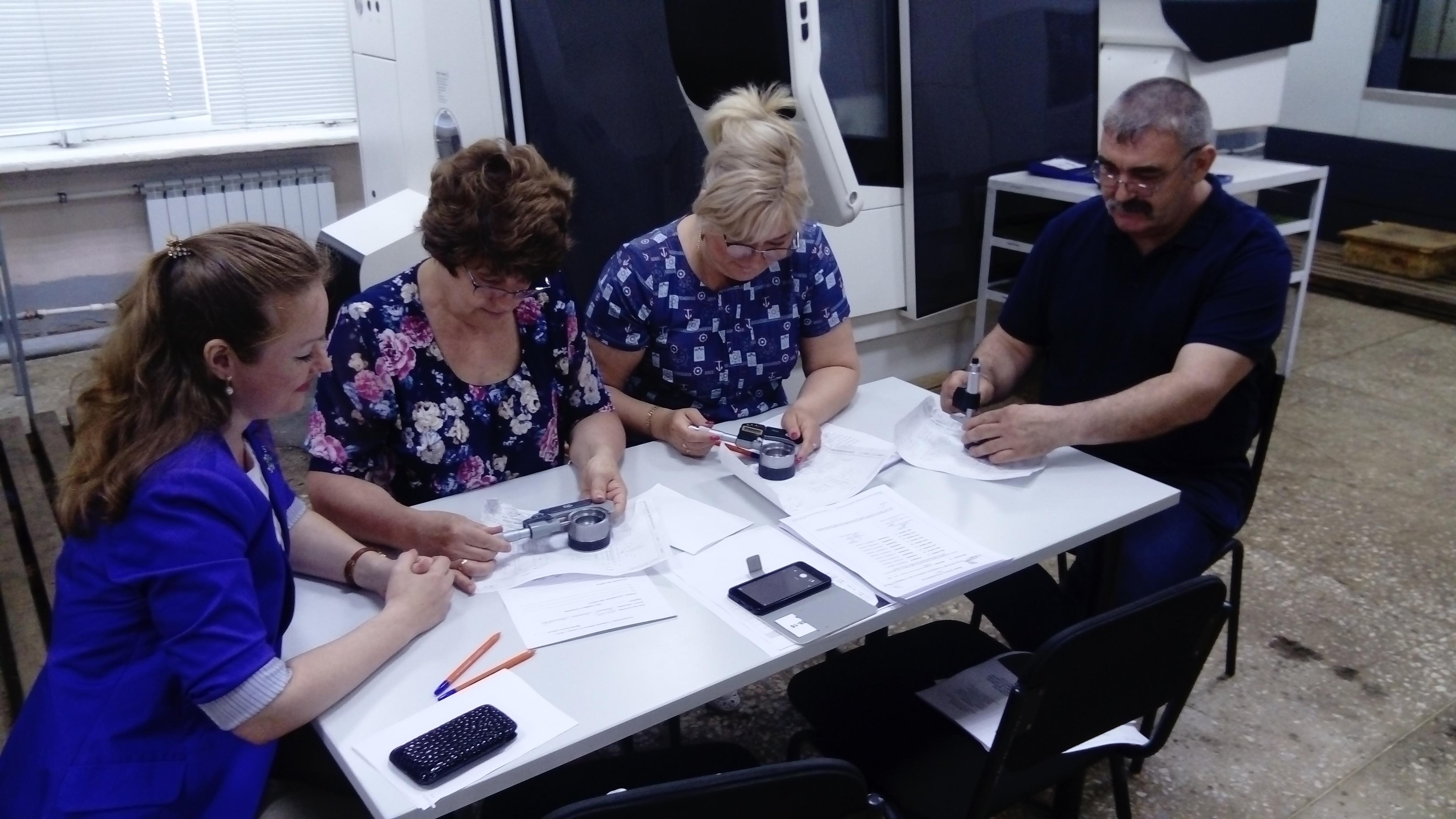 Преподаватель СКМиЭ – эксперт демонстрационного экзамена по токарным работам