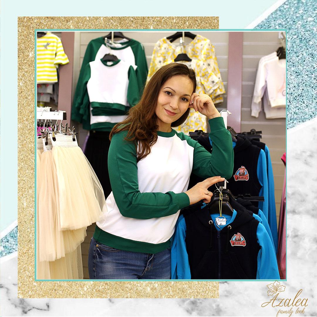 Многодетная мама из Перми запускает производство авторской коллекции одежды  для всей семьи в стиле FamilyLook.