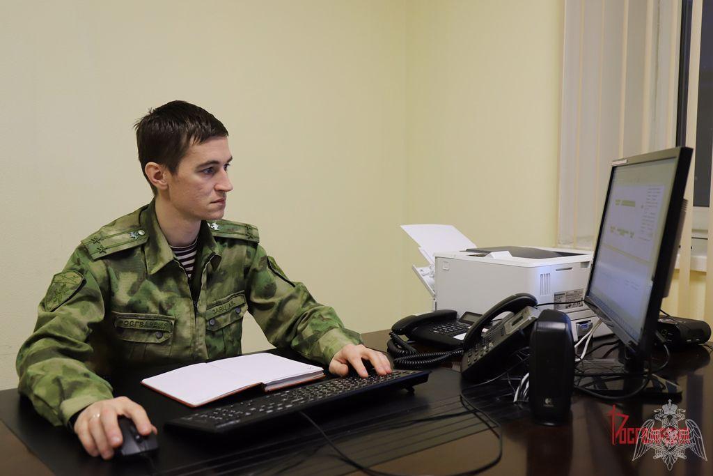 В Югре военнослужащие продовольственной и вещевой службы Росгвардии отметили профессиональный праздник