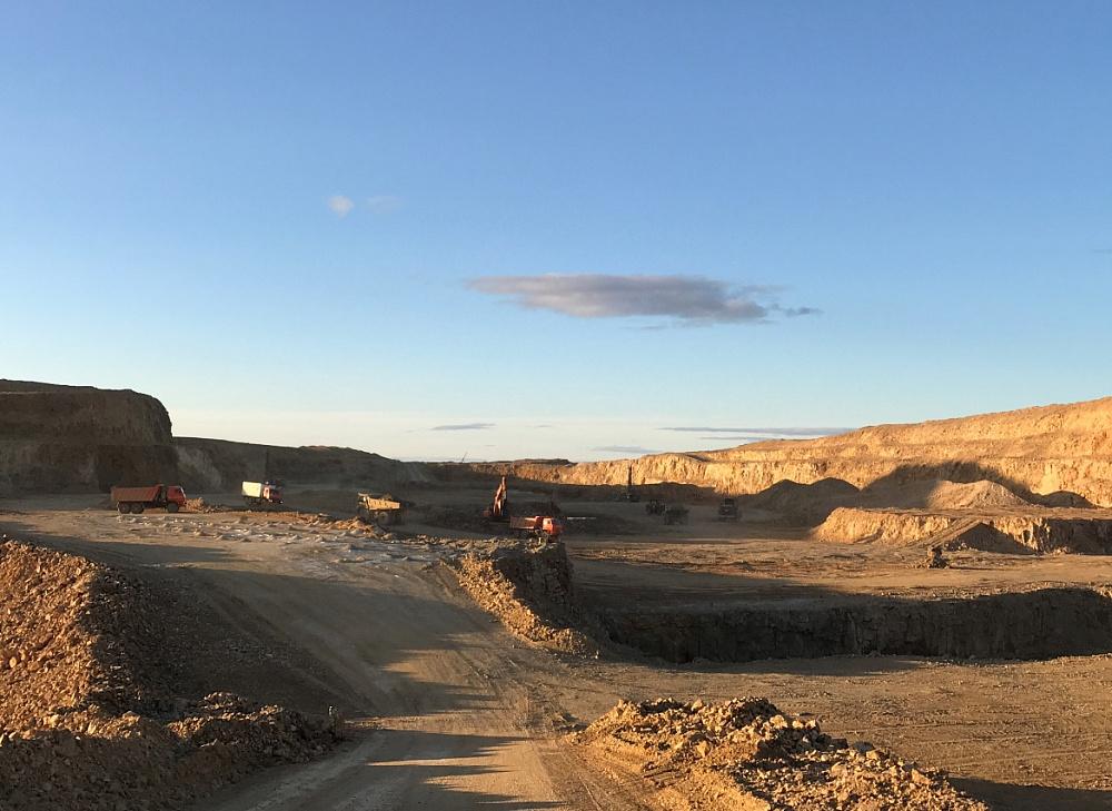 На Восточном участке золоторудного месторождения Аметистовое пройдут работы