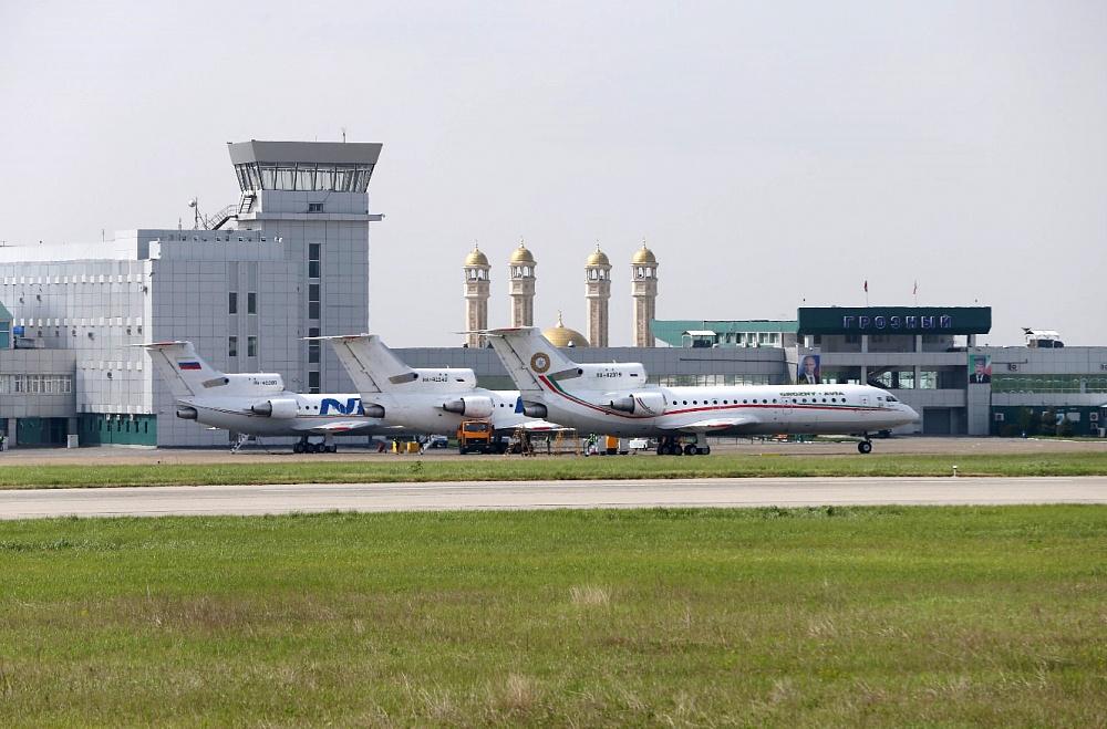 Международный аэропорт Грозного получит новое оборудование