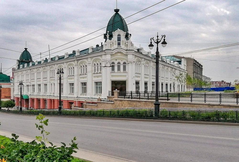 В Омске отреставрируют дом товарищества Овсянниковых-Ганшиных