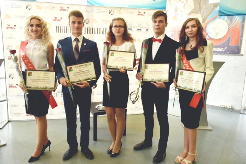 Студенты НИУ «БелГУ» - лауреаты премии «Одаренность»