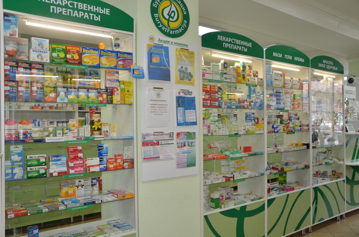 В Бурятии открылись 50 дополнительных пунктов розничной торговли лекарств на базе медицинских организаций