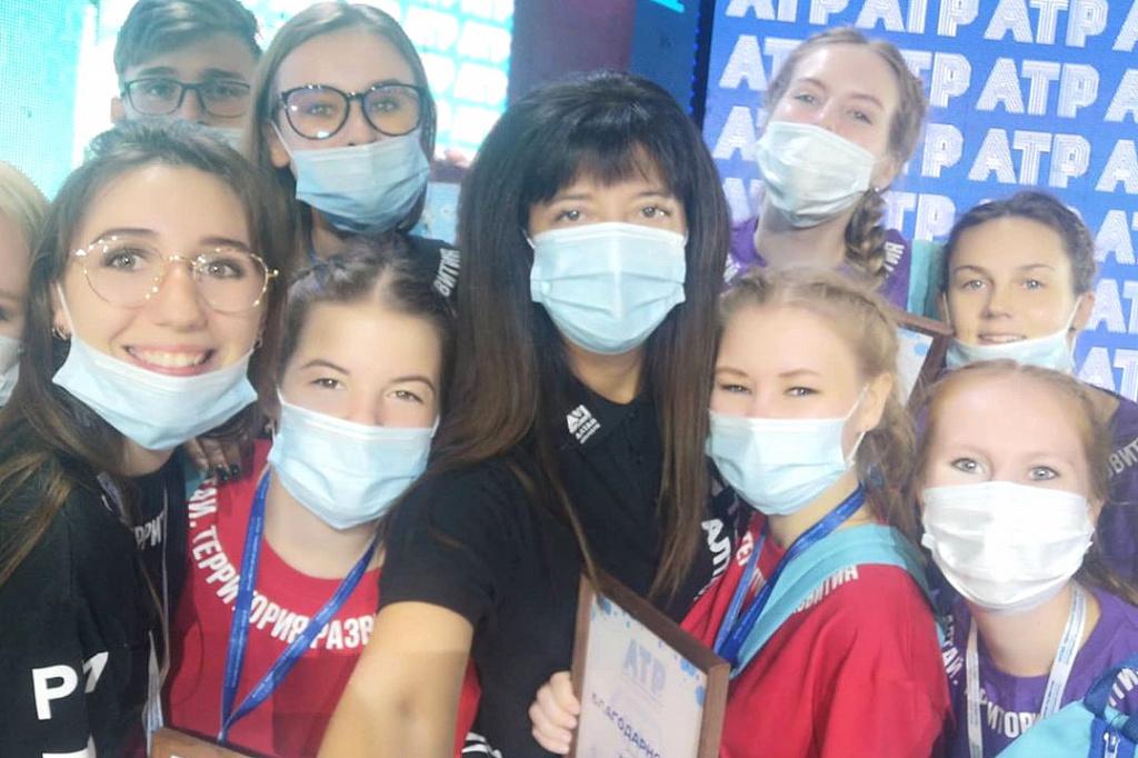 Студенты АлтГПУ приняли участие в форуме «Алтай. Территория развития – 2020»