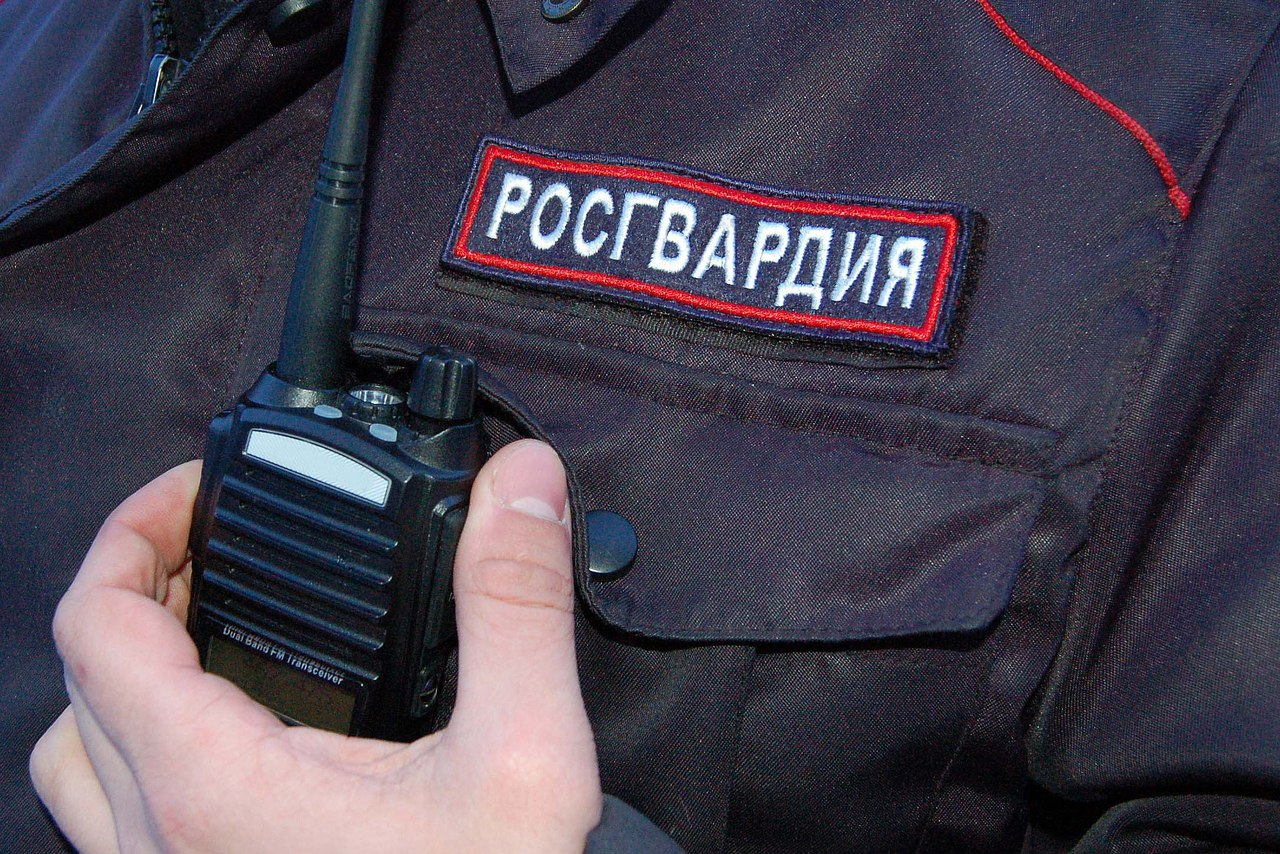В Перми росгвардейцы задержали мужчину, подозреваемого в краже