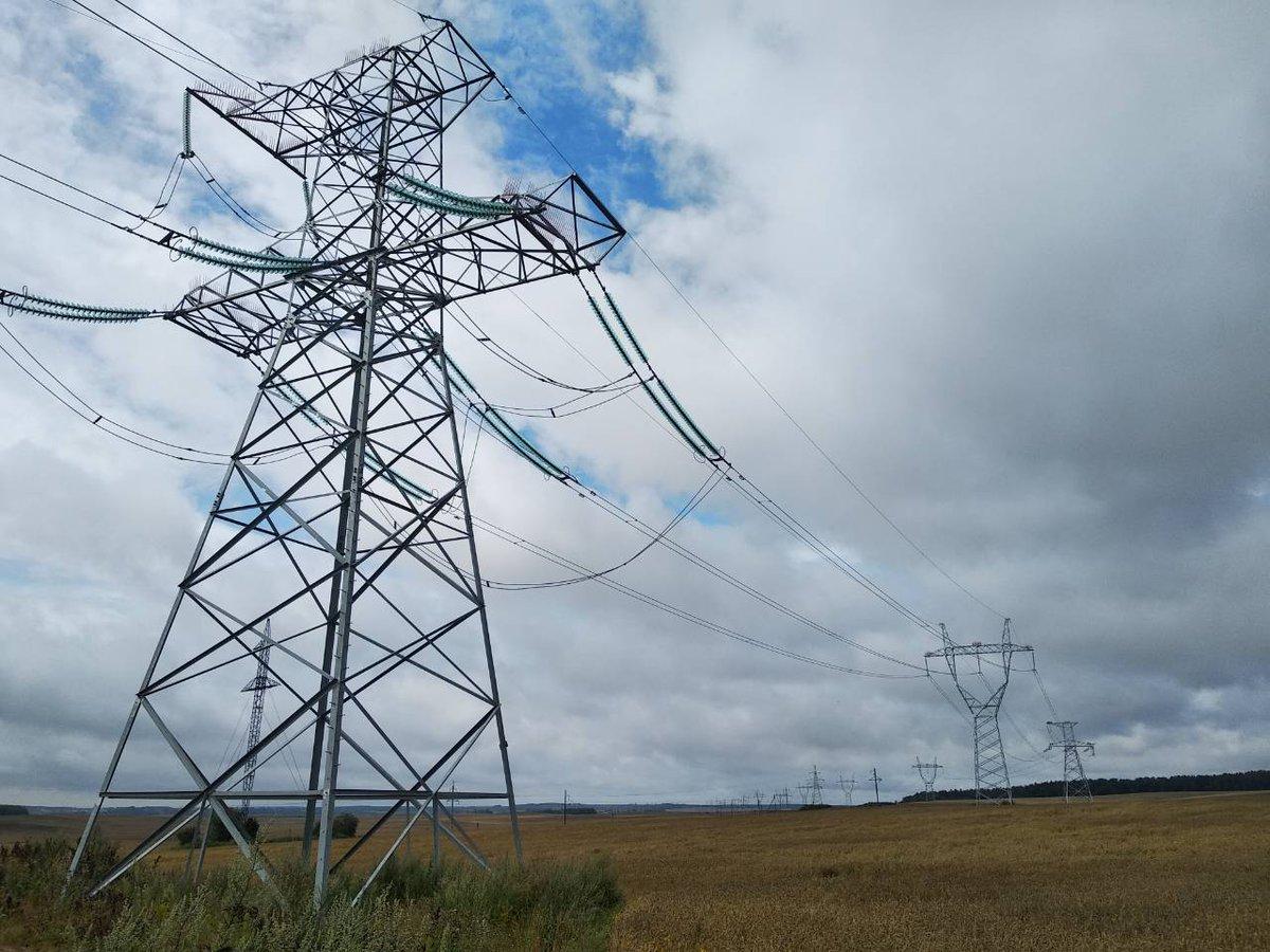 В Оренбургской обалсти ввели в работу стратегическую линию электропередачи