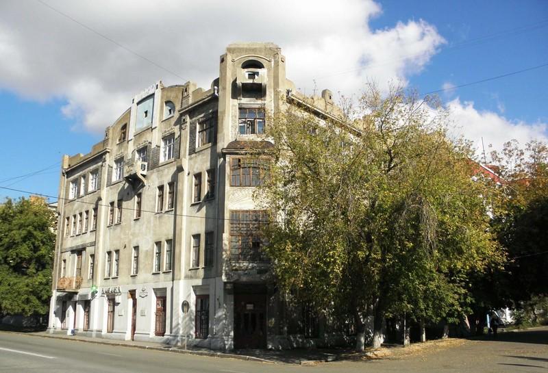 В Омске отремонтируют здание правления Кузнецких каменноугольных копей